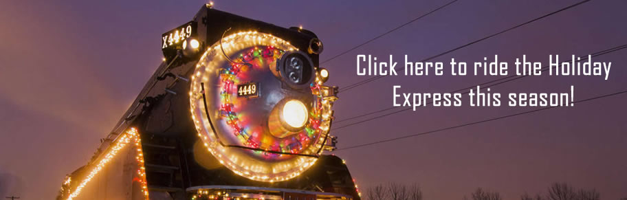 Buy Holiday Express Tickets Now