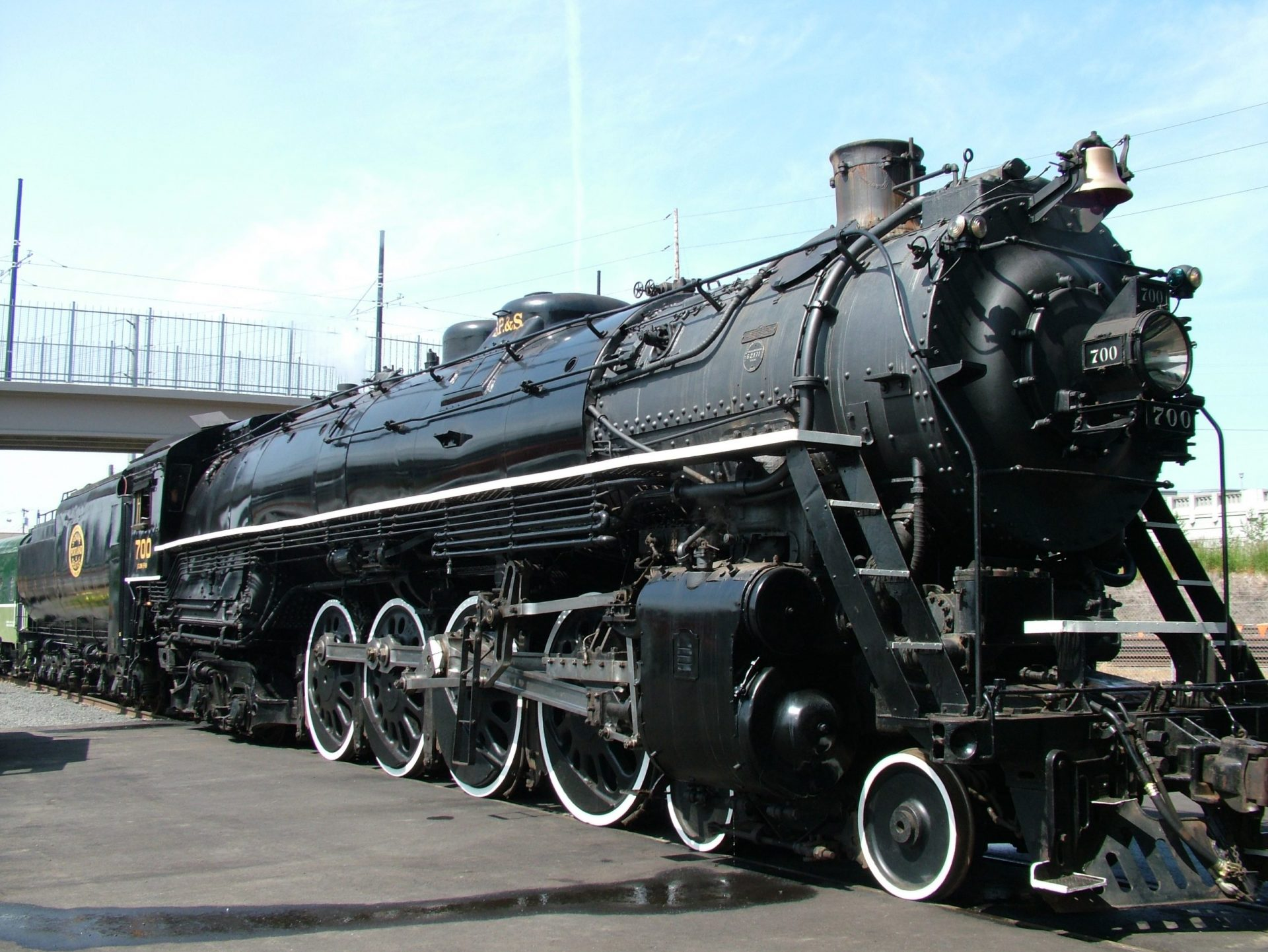 Our Locomotives | Oregon Rail Heritage Foundation