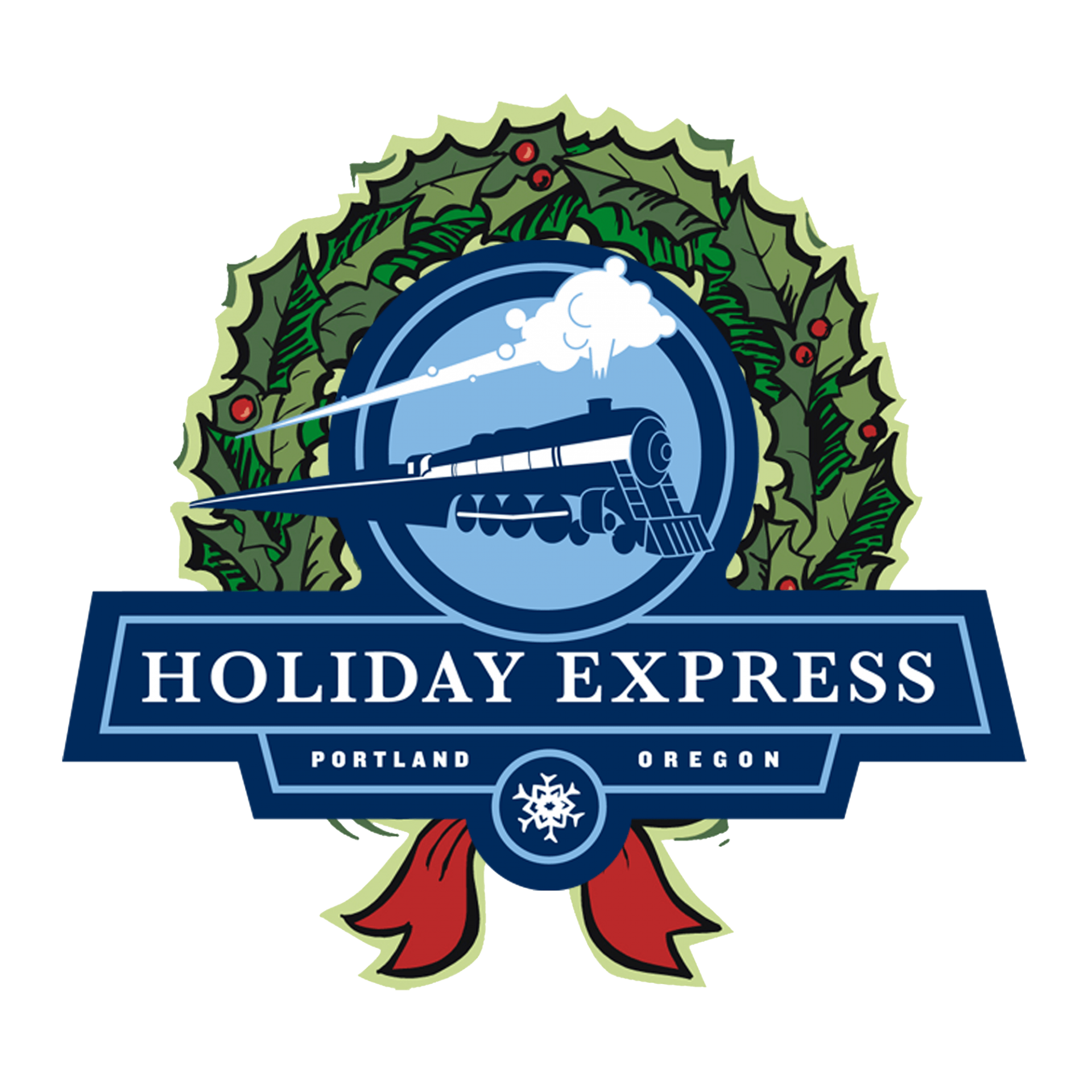 The Holiday Express in Portland Oregon logo